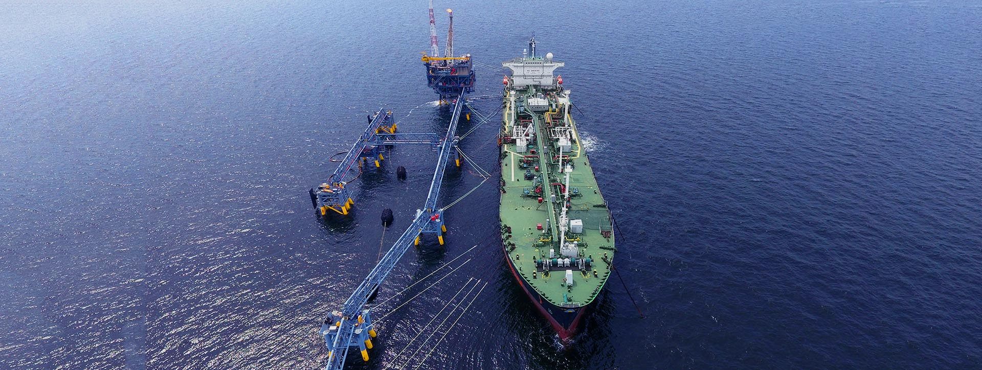 Indonesia's Leading Offshore Vessel Charter